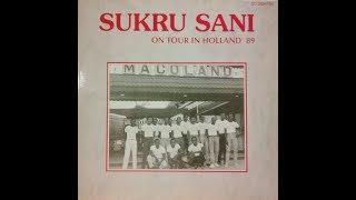 "Sukru Sani_On Tour In Holland '89 (12"" Inch) 1989"