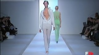 HUGO BOSS Full Show SS 2001 Milan by Fashion Channel