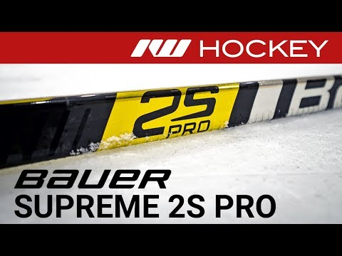 Bauer Supreme 2S Pro Stick // On-Ice Review