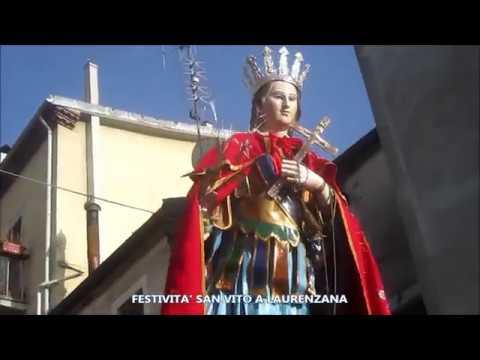 Preview video Video festività processione San Vito Martire 2019 Laurenzana 15 giugno 2019