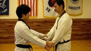06 – Middle Green Belt Hapkido