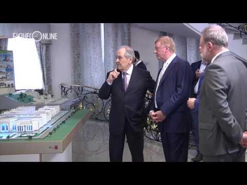Чубайс рассказал Шаймиеву о планах развивать ветроэнергетику в РТ