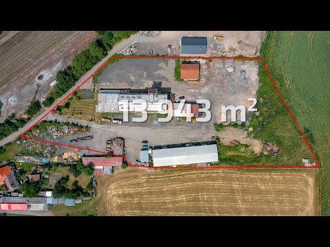 Pronájem komerční nemovitosti 13943 m2 Heřmanův Městec