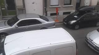 Dossier: De Borsbeekstraat: Street Canyon met een verkeersinfarct.