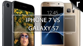iPhone 7 vs Samsung Galaxy S7: Which one's best for me?