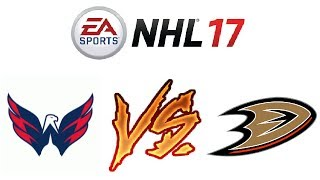 NHL 17 - Ranked Online Versus #5 - RIDICULOUS ICE TILT - Video Youtube