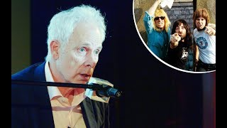 Christopher Guest shares the real-life inspiration for Spinal Tap