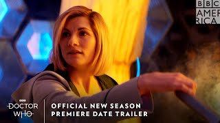 Доктор Кто, Official New Season Premiere Date Trailer   Doctor Who   New Year's Day at 8pm   BBC America