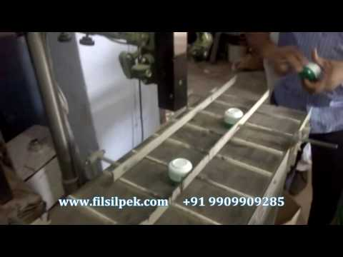 Round Bottle Printing Conveyor
