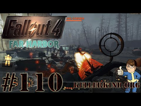 Fallout 4 - Far Harbor #110 - Ghulige Ghule ★ Let's Play Fallout 4 [HD|60FPS]