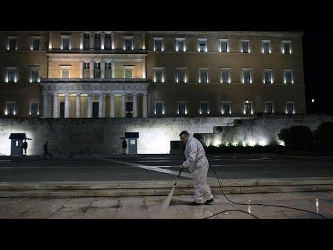 Ελλάδα: Ένας νέος θάνατος- 144 συνολικά,  6 νέα κρούσματα – 2.626 συνολικά,  37 διασωληνωμένοι …