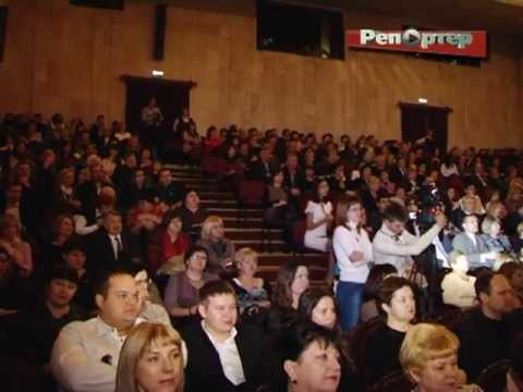 Мэр Тольятти Сергей Андреев стал актером (видео)