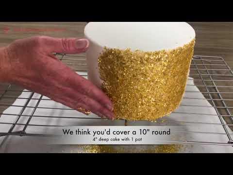 mp4 Cake Decorating Glitter, download Cake Decorating Glitter video klip Cake Decorating Glitter