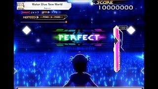 【K Shoot Mania Lv.17】Water Blue New World - Aqours【創作譜面配布 Fanmade】
