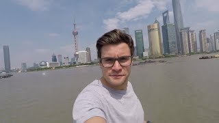 EXPLORING SHANGHAI ON MY FIRST EVER TRIP TO CHINA