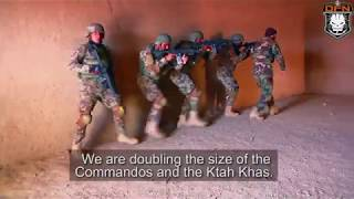 DFN:General Nicholson Quotes while at Resolute Support AFGHANISTAN 08.29.2018