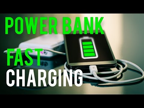 Video 5 Power Bank Fast Charging Smartphone Terbaik