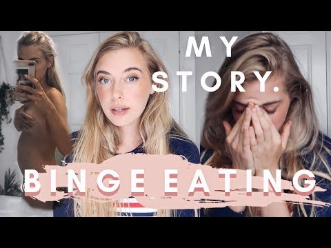 My Story With Binge Eating.