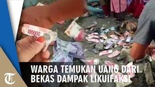 Viral Warga di Petobo, Sulawesi Temukan Uang seusai Gali Tanah di Bekas Dampak Likuifaksi