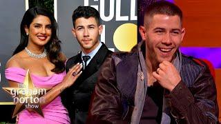 Nick Jonas & Priyanka Chopra's Unfortunate Couple Name | The Graham Norton Show