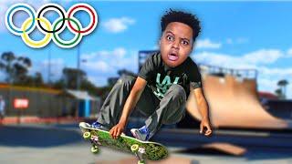 TOKYO OLYMPICS 2021(Skateboarding Trials For 24 Hours) - Onyx Family