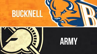 PLN Classic: Men's Basketball, Bucknell at Army (Jan. 2, 2019)