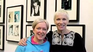 Annie Lennox - The Culture Studio with Janice Forsyth