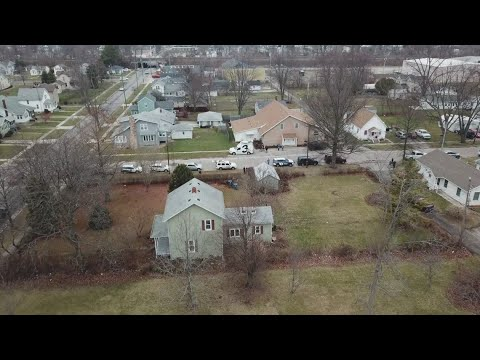 Harley Dilly case: Drone video shows house where Harley Dilly was found