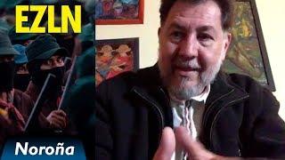 El EZLN y Viajo a Venezuela - Noroña en Vivo