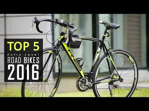 5 Best – Entry Level Road Bikes 2016 (under $500) – Guide and Reviews