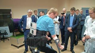 Дмитрий Песков (АСИ) оценил инновационные разработки Университета Лобачевского