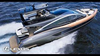 Meet The All-new Lexus LY 650 Luxury Yacht
