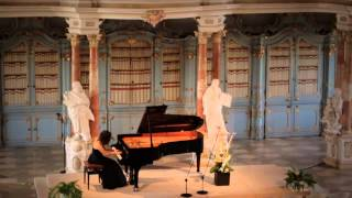 Frédéric Chopin, Nocturne H-Dur op 62.  Anna Zassimova, piano
