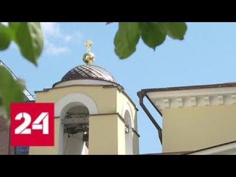 Заполярный свято-троицкий храм
