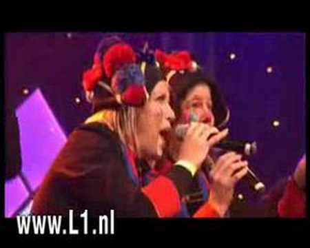 LVK 2008: nr. 2 - Mirjam van Elderen-Alders, Bernie Billekens, Petro en Mark Janssen - Gelache!!! (Venlo)