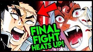 Muzan Kibutsuji  - (Demon Slayer: Kimetsu no Yaiba) - Muzan vs EVERYBODY! The Final Stand! (Demon Slayer / Kimetsu no Yaiba)