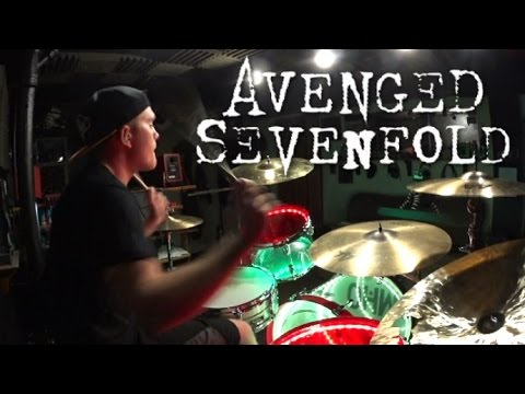 Avenged Sevenfold - The Stage - Drum Cover By Rex Larkman
