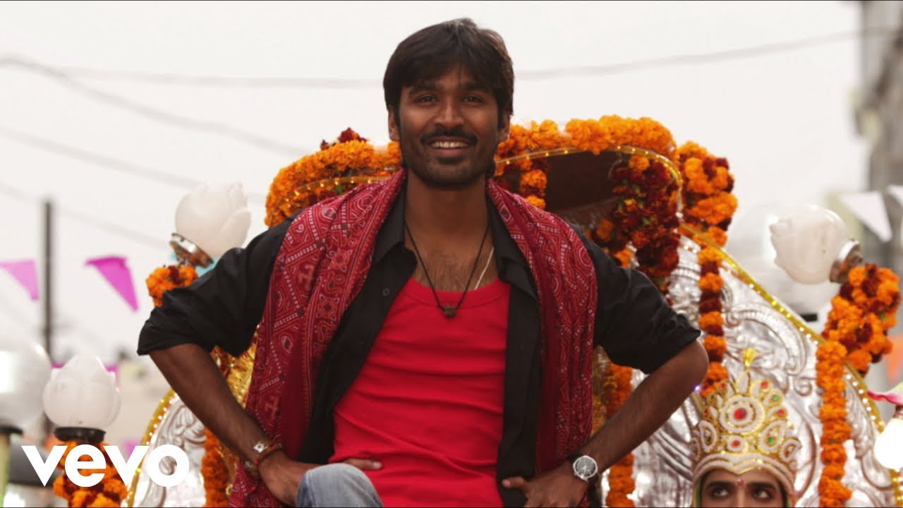 Raanjhanaa Title Song Hindi lyrics