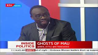 Inside Politics: As Gov't gives eviction notice from Mau,lawyers are seeking to stop the process