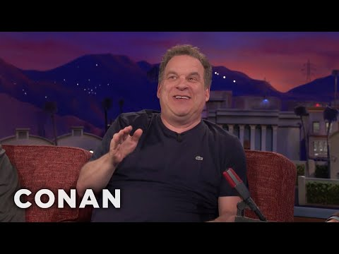 Jeff Garlin Is Here To Promote John Mulaney  - CONAN on TBS