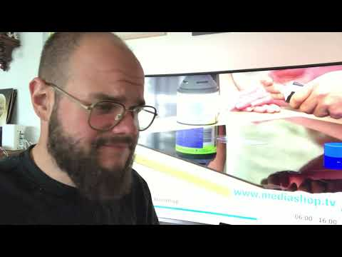Mediashop Dampfreiniger entlarvt (fail / debunk)
