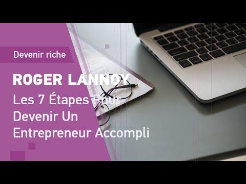 Les 7 Étapes Pour Devenir Un Entrepreneur Accompli