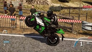 High Volts Gaming - RIDE Demo - Motorcycle Racing PC Gameplay First look