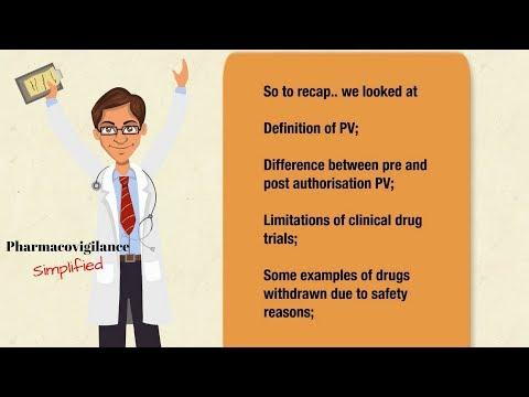 Pharmacovigilance Basics – Animated approach to learning Drug ...