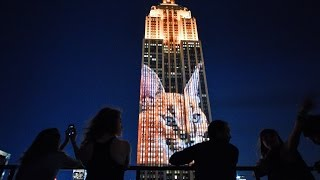Projecting Change: Illuminating The Plight Of Endangered Species At The Empire State Building
