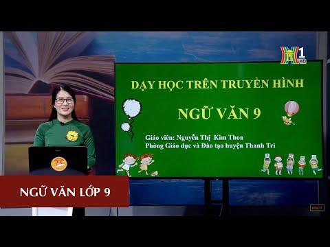 MÔN NGỮ VĂN - LỚP 9 | TÁC PHẨM: RÔ-BIN-XƠN NGOÀI ĐẢO HOANG + CON CHÓ BẤC | 9H15 NGÀY 29.04.2020