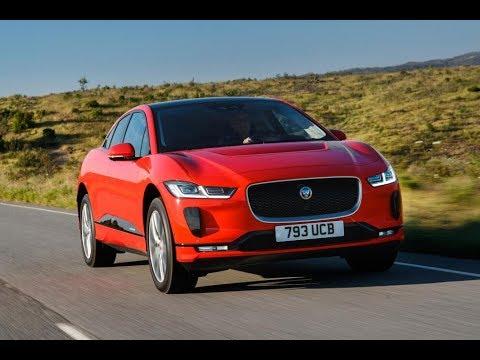 Jaguar I-Pace 2019. Наши тесты