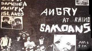 Angry samoans - Lights out