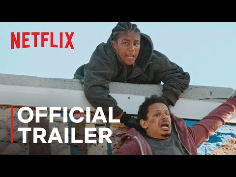 Bad Trip Trailer Starring Eric Andre and Tiffany Haddish