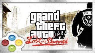 GTA 4 The Lost & Damned Pelicula Completa Full Movie